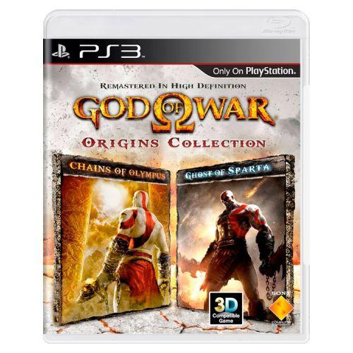 God of War Origins Collection Usado - PS3