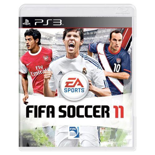 FIFA Soccer 11 Seminovo - PS3