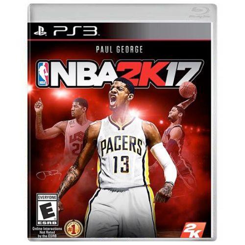 NBA 2K17 Seminovo - PS3