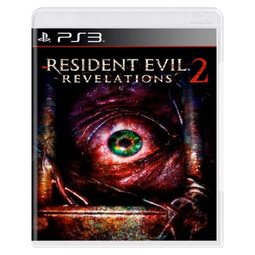 Resident Evil Revelations 2 Seminovo - PS3