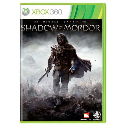 Middle-Earth: Shadow of Mordor Seminovo - Xbox 360