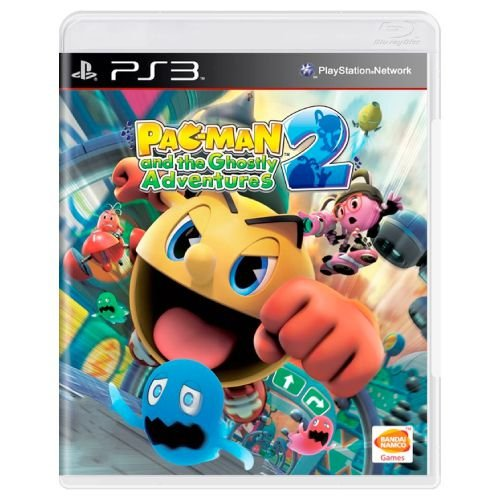 Pac-Man e as Aventuras Fantasmagóricas 2 Seminovo - PS3