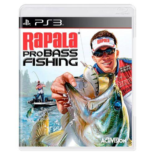Rapala Pro Bass Fishing Seminovo - PS3