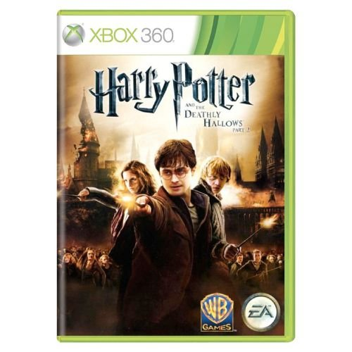 Harry Potter And The Deathly Hallows Part 2 Seminovo - Xbox 360