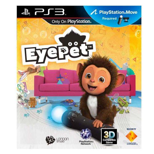 EyePet Seminovo (Capa Dura) – PS3