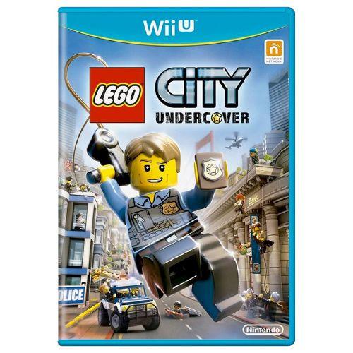 LEGO City Undercover Seminovo - Wii U