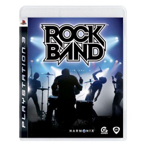 Rock Band Seminovo - PS3