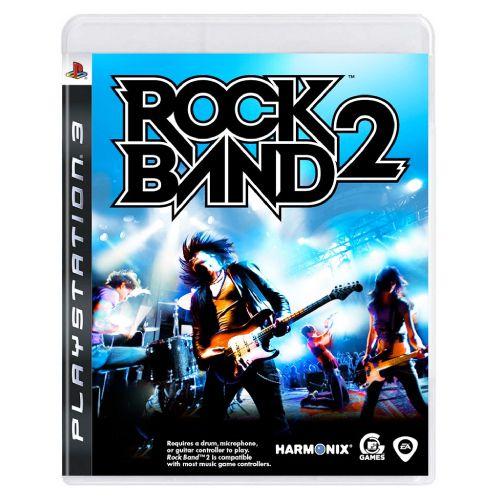 Rock Band 2 Seminovo - PS3
