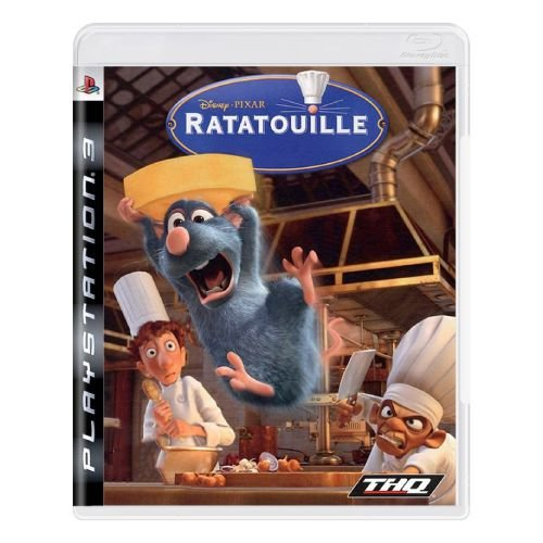 Ratatouille Seminovo - PS3