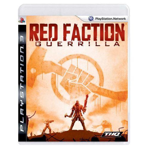 Red Faction: Guerrilla Seminovo - PS3