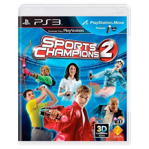 Sports Champions 2 Seminovo - PS3