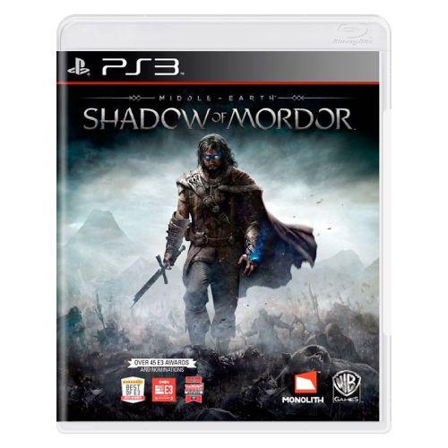 Terra-Média: Sombras de Mordor Seminovo - PS3