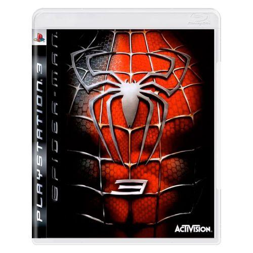 Spider-Man 3 Seminovo - PS3