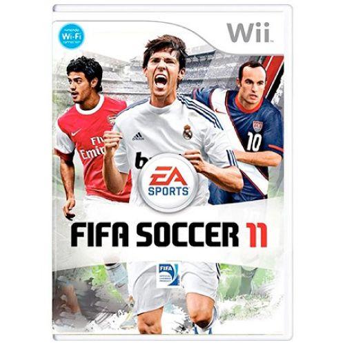 FIFA Soccer 11 Seminovo - Wii