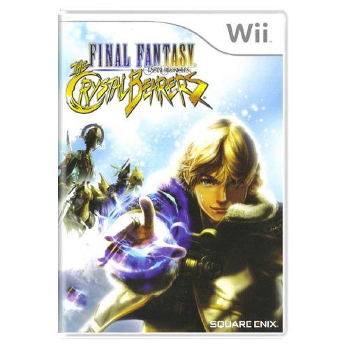 Final Fantasy: Crystal Chronicles - The Crystal Bearers Seminovo - Wii