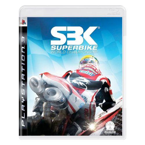 SBK Superbike World Champioship Seminovo – PS3