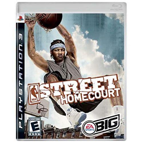 NBA Street Homecourt Seminovo - PS3