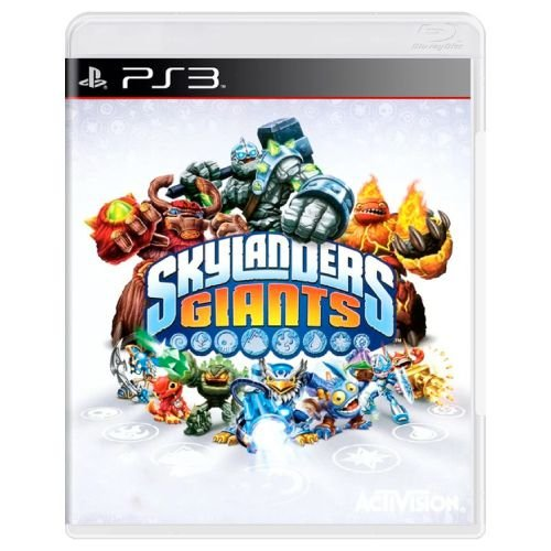 Skylanders Giants Seminovo - PS3