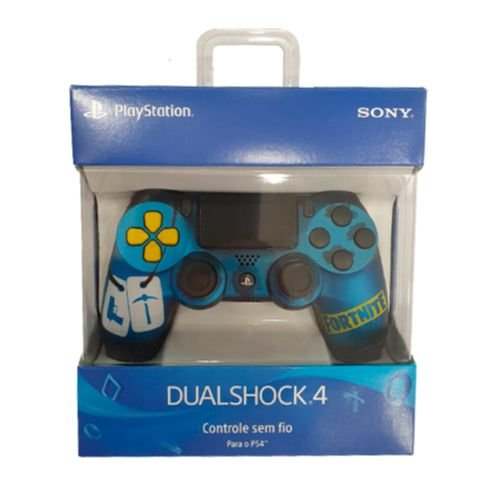 Controle DualShock 4 Fortnite - PS4
