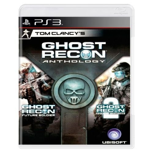 Tom Clancys Ghost Recon Anthology Seminovo - PS3