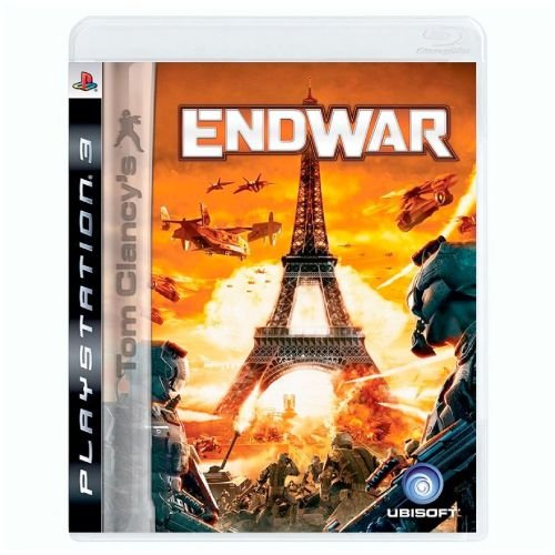 Tom Clancys EndWar Seminovo - PS3