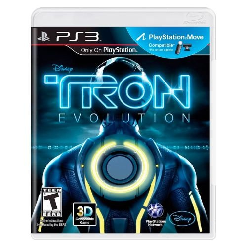Tron Evolution Seminovo - PS3
