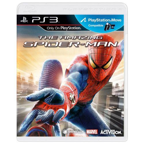The Amazing Spider-Man Seminovo - PS3