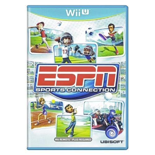 ESPN Sports Connection Seminovo - Wii U