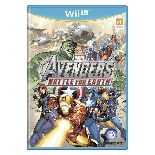 Avengers Battle for Earth Seminovo - Wii U
