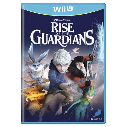 DreamWorks Rise of the Guardians Seminovo - Wii U