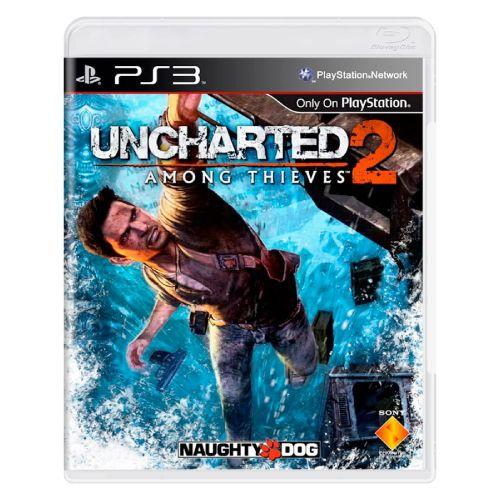 Uncharted 2 Among Thieves Seminovo - PS3