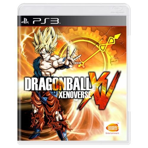 Dragon Ball Xenoverse Seminovo - PS3
