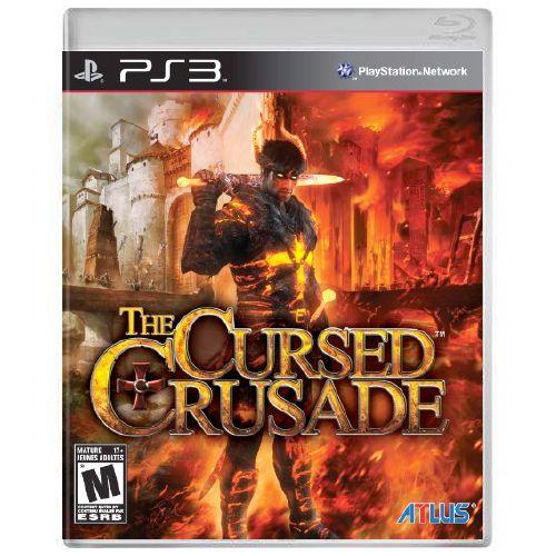 The Cursed Crusade Seminovo - PS3