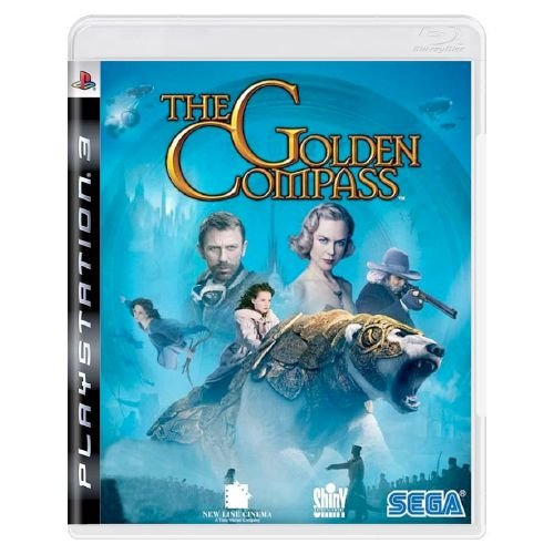 The Golden Compass Seminovo - PS3