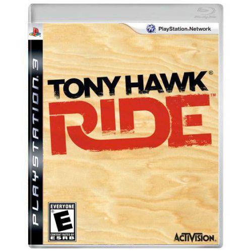 Tony Hawk Ride Seminovo - PS3