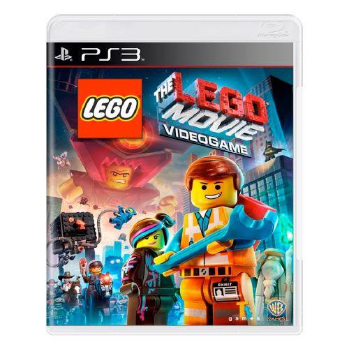The Lego Movie Video Game Seminovo - PS3