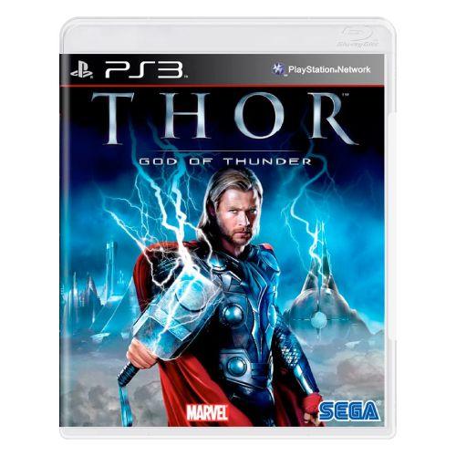 Thor God of Thunder Seminovo - PS3