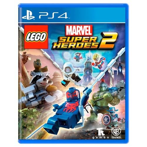 LEGO Marvel Super Heroes 2 Seminovo - PS4