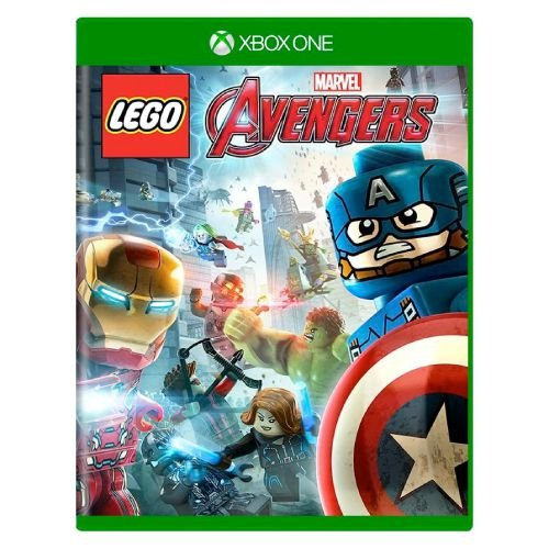 Lego Marvel Vingadores Seminovo - Xbox One