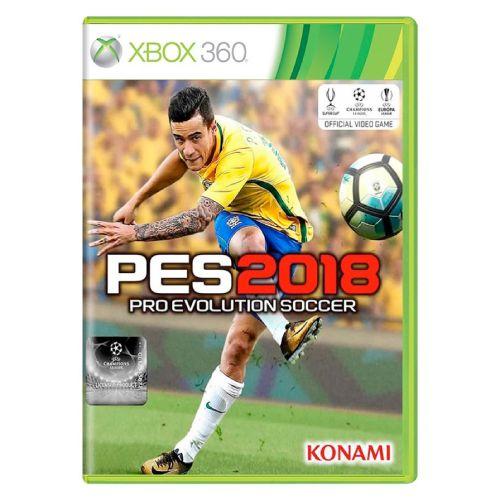 Pro Evolution Soccer PES 2018 - Xbox 360
