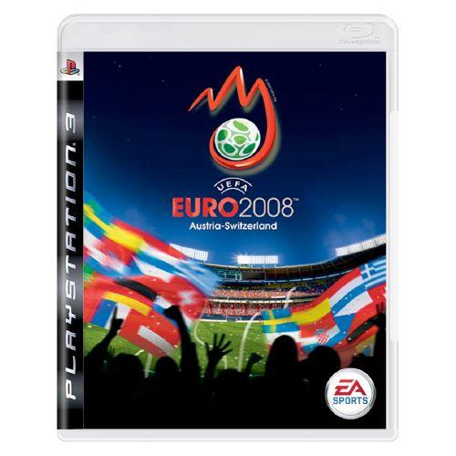 UEFA Euro 2008 Seminovo - PS3