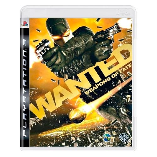Wanted Weapons of Fate Seminovo - PS3