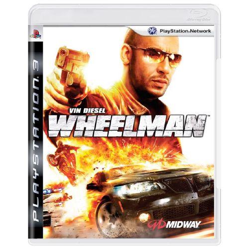 Wheelman Seminovo - PS3