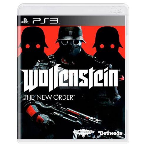 Wolfenstein The New Order Seminovo - PS3
