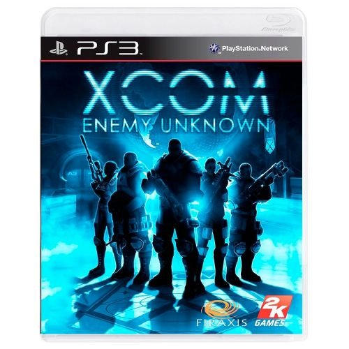 XCOM: Enemy Unknown Seminovo - PS3