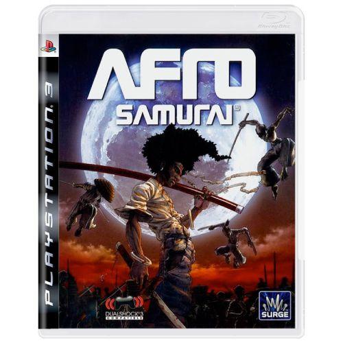 Afro Samurai Seminovo - PS3