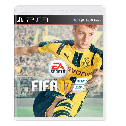 Fifa 17 (FIFA 2017) Seminovo - PS3