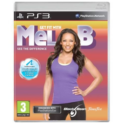 Get Fit With MELB - PS3