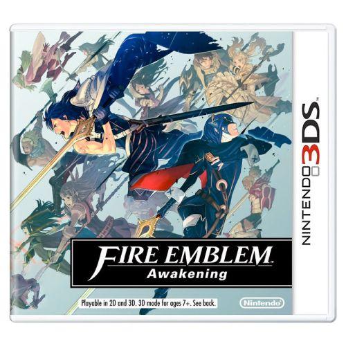 Fire Emblem Awakening Seminovo - 3DS
