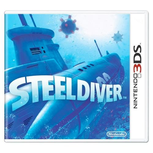 Steel Diver Seminovo - 3DS